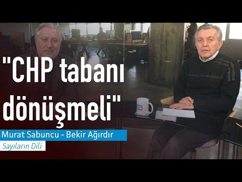 Bekir Ağırdır Anlattı: CHP Tabanı Ve Muhafazakâr Seçmen