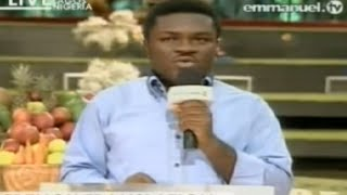 "SCOAN 09/11/14: Sunday Live Service Resume ""French Translation"". Emmanuel TV"