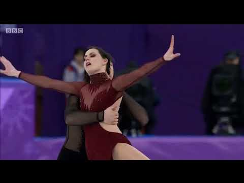 Virtue & Moir - BBC snippets from review of games