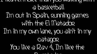 Nicki Minaj - HOV Lane lyrics - Album Version