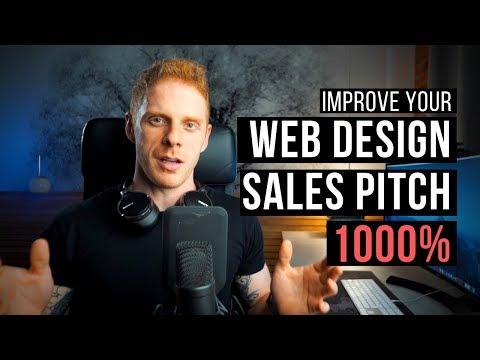 How to Impove Your Web Design Sales Pitch 1000%