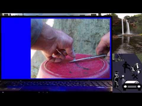 видео: Пайка  любых пластиковых деталей  -своими руками,доступна любому