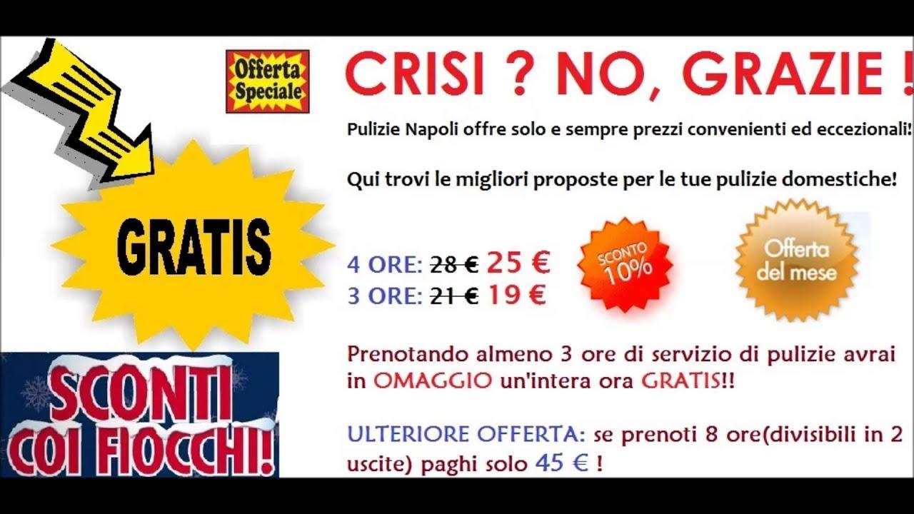 Cerco Lavoro Napoli Collaboratrice Domestica Pulizie