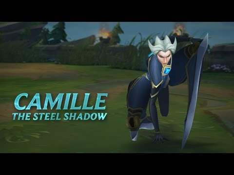 Camille Champion Spotlight | Gameplay - League of Legends
