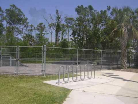 Lamar Howard Skate park