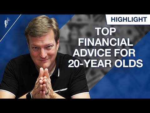 Top Financial Advice For 20-Year Olds! (Become Wealthier Than Your Friends)