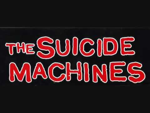 The Suicide Machines - Vans Song LIVE!!!!!
