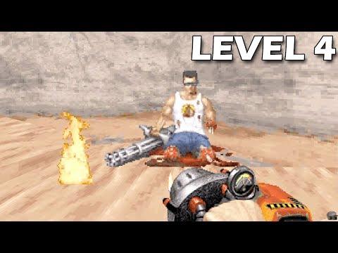 Duke Nukem 3D: 20th Anniversary World Tour - Episode 5 - Level 4 -   Mirage Barrage(100% Secrets)