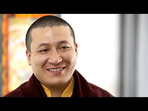 What is Buddhist meditation? ► H.H. 17th Karmapa on how to meditate
