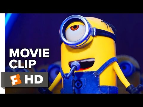 Thumbnail: Despicable Me 3 Movie Clip - Minions Take the Stage (2017) | Movieclips Trailers
