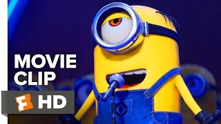 Despicable Me 3 Movie Clip - Minions Take the Stage (2017) | Movieclips Trailers