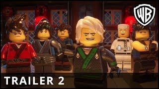 La LEGO® Ninjago® Película - Tráiler 2 - Castellano HD