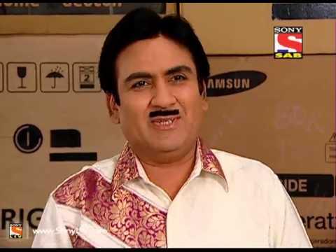 Taarak Mehta Ka Ooltah Chashmah - Episode 1288 - 6th December 2013