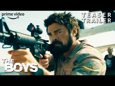 The Boys Season 2   Official Trailer   Prime Video