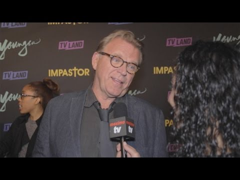 "David Rasche interview ""Impastor"" Season 2 Premiere Party in NYC"