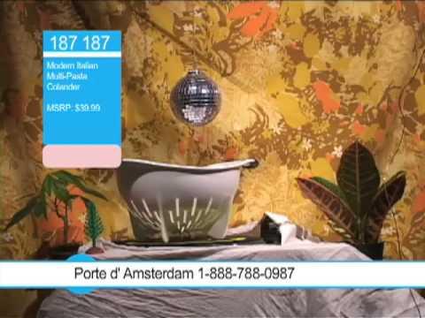 Chiken Coop - Porte d'Amsterdam Colander