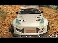 GTA 5 Nissan 350z Rocket Bunny Kit Stanced