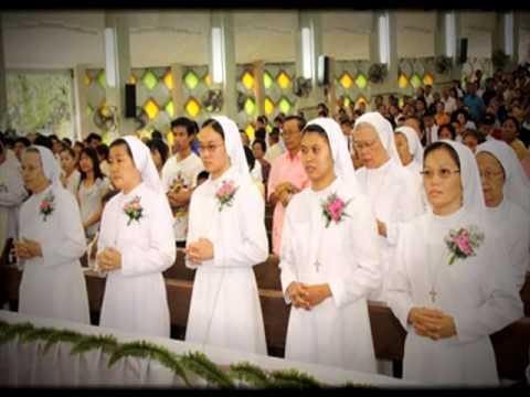 ศาสนาคริสต์นิกายโรมันคาทอลิก02 Youtube