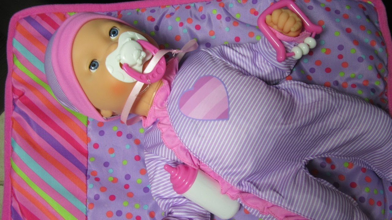 My Sweet Love Walmart Interactive Baby Doll Unboxing With