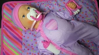 MY SWEET LOVE Walmart Interactive baby doll Unboxing with Cutie Pie Babies