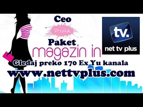 Magazin In - Snezana Savic, Nina Radulovic Lecic, Indira Radic, Divna Karleusa - (TV Pink 2014)