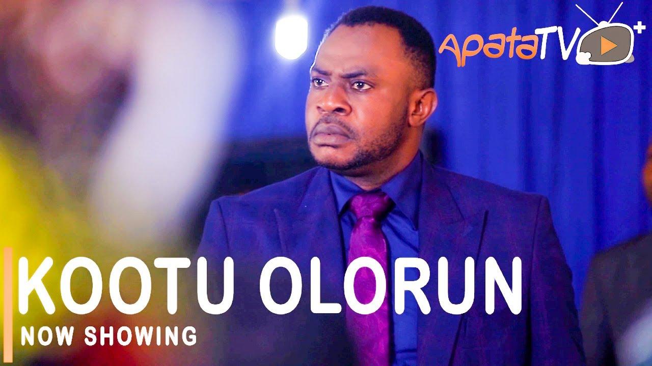 Kootu Olorun Latest Yoruba Movie 2021 Drama Starring Odunlade Adekola | Bose Aregbesola|Olaiya  Igwe