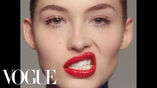 How to Wear Party Season's Boldest Makeup