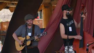 Knudson and Connaughton,  Mission Folk Music Festival 2017