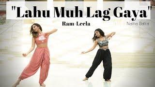 Naina Batra    LAHU MUH LAG GAYA Dance Cover    Ram-Leela Thumb