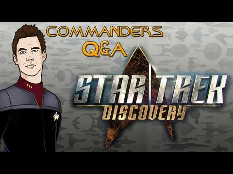 Star Trek Discovery Era Revealed - Commanders Q&A