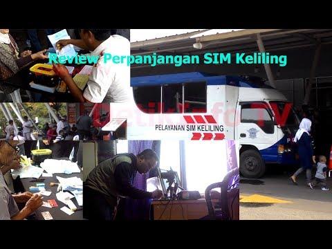 Cara dan Proses Perpanjang SIM C - SIM A, Di Tempat Pelayanan SIM Keliling. Mp3