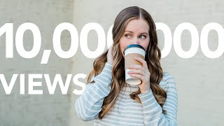 10 Things I Learned from Getting 10,000,000 Views on YouTube