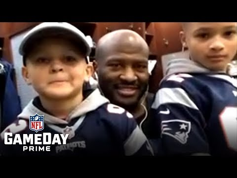 """James Harrison on Advancing to Super Bowl LII, """"This is why I'm here"""" 