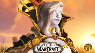 Calia Menethil, Queen of the Forsaken & Lordaeron [8.3 WoW BFA: Visions of N'zoth]