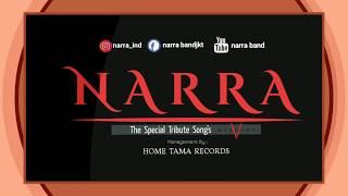 TERBARU....!! NARRA BAND live Ancol Beach City  - Tribute Five Minutes