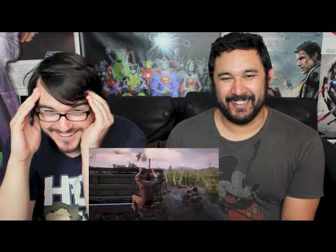 UNCHARTED 4: A THIEF'S END Official EXTENDED E3 2015 GAMEPLAY  Demo  Trailer REACTION!!!
