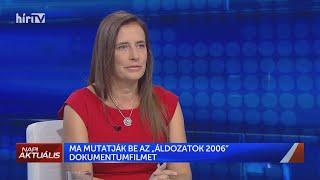 Napi aktuális - Skrabski Fruzsina (2021-10-20) - HÍR TV