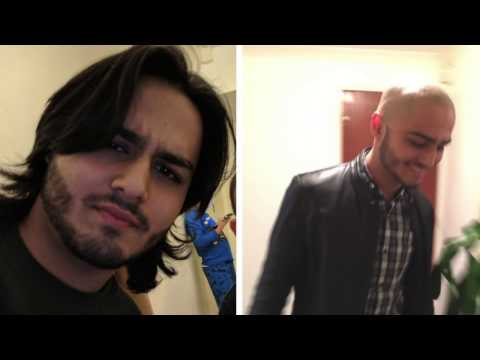 1 YEAR Hair Growth Time Lapse