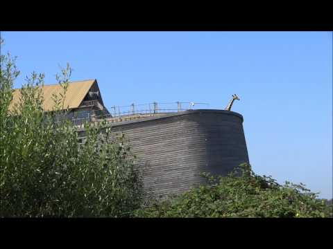 Biggest Noah's Ark Replica in the World - Exact Full Scale R
