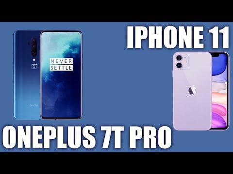Oneplus 7T Pro Vs Iphone 11. И что же выбрать? 😲