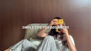 how to use a disposable camera   tips for beginners in film