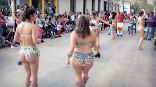 vuclip Brazilian Drum Dancers