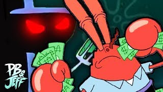 GIMME THE PENNIES! | 3am at the Krusty Krab