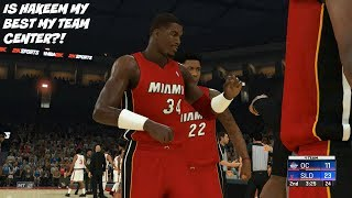 NBA 2K20   (CLASSIC!) 1ST ONLINE MY TEAM GAME!!!   J-WILL GOES IN!!
