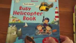 What are the Wind Up and Pull Back Books from Usborne?!