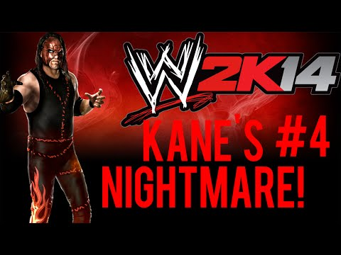 WWE2K14 | Custom Story | Kane's Nightmare | Part 4