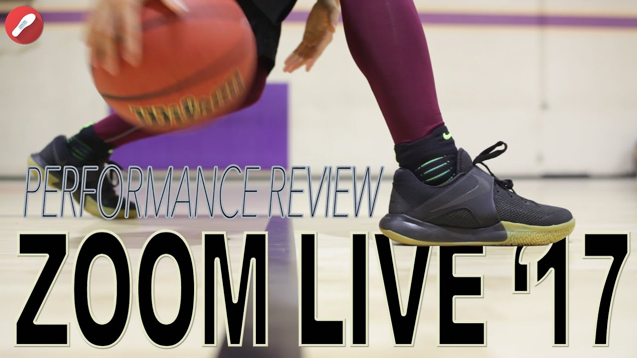 5aede425725 Nike Zoom Live 2017 Performance Review! - YouTube