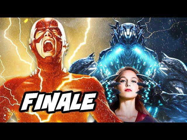 the flash last 3 episodes