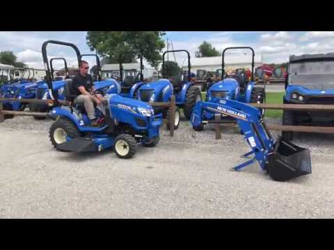 How To Put On Workmaster 25S Loader