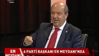 Er Meydanı - 09.04.2019 - Konuk: Ersin Tatar